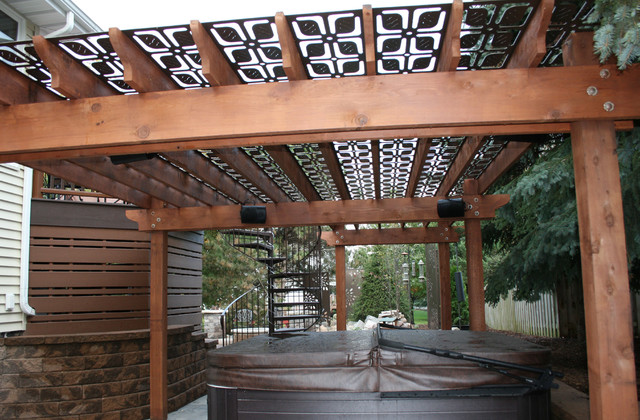 outdoor privacy screen canada